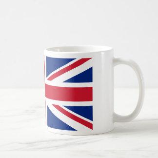 """Good color UK United Kingdom flag """"Union Jack"""" Coffee Mug"""