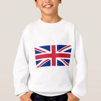 "Good color UK United Kingdom flag ""Union Jack"" Sweatshirt"