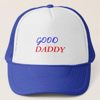 GOOD, DADDY TRUCKER HAT