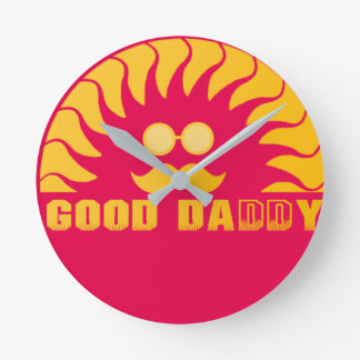 GOOD DAddY Wall Clock
