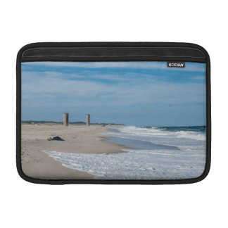 Good day at Rehoboth Beach MacBook Sleeve