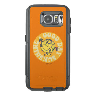 Good Day Little Miss Sunshine OtterBox Samsung Galaxy S6 Case