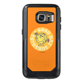 Good Day Little Miss Sunshine OtterBox Samsung Galaxy S7 Case