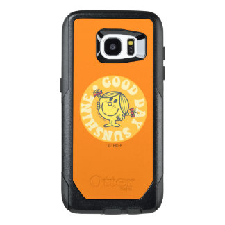 Good Day Little Miss Sunshine OtterBox Samsung Galaxy S7 Edge Case