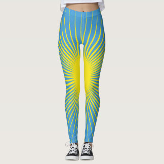 Good Day Sunshine Leggings