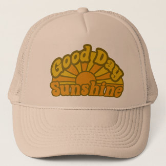 Good Day Sunshine Trucker Hat