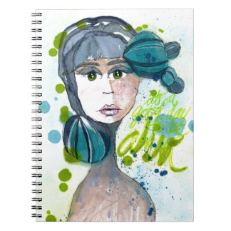Good Day to be Alive Spiral Note Book