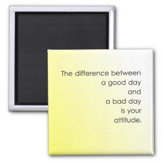 Good Day vs. Bad Day Magnet