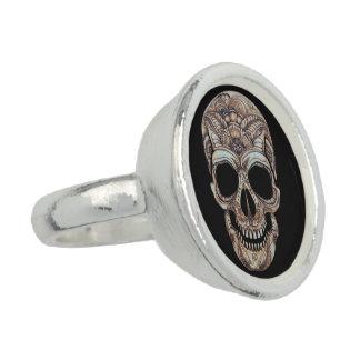 Good Death - Silver Tone Ring