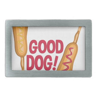 Good Dog Belt Buckles