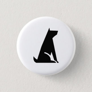 'Good Dog' Pictogram Button