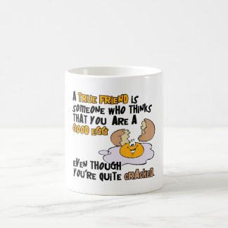 Good Egg mug - choose style & color