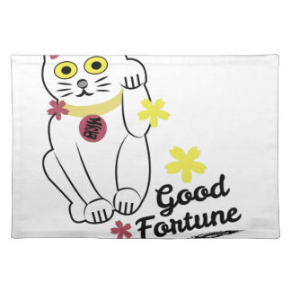 Good Fortune Place Mats