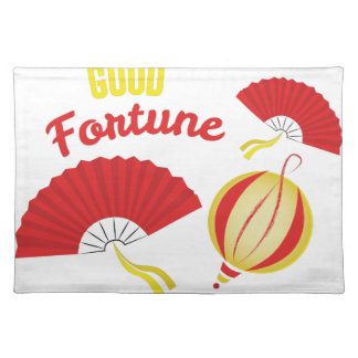 Good Fortune Placemat