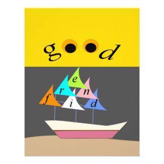 good friend ship1 letterhead