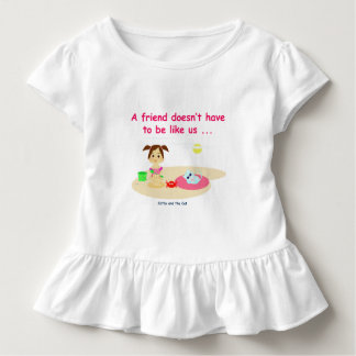 Good friendly 2 toddler t-shirt