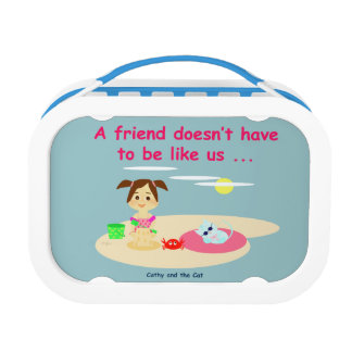 Good friendly lunch box