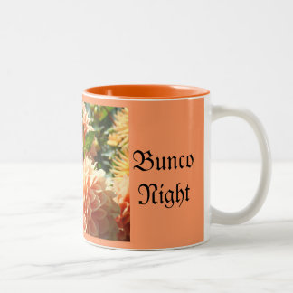 Good Friends are for Bunco Night Coffee mugs