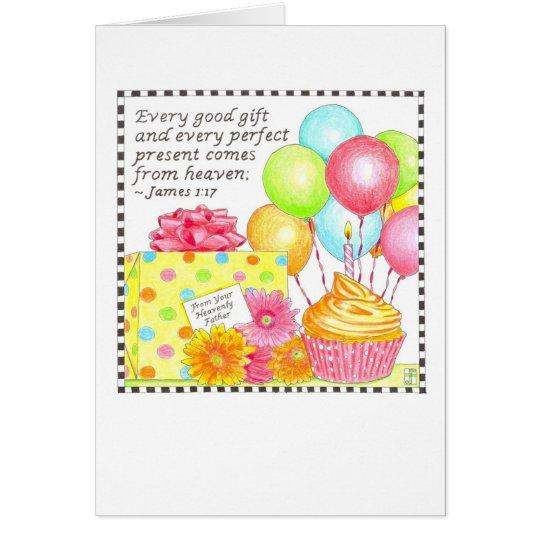 Good Gift Birthday Card