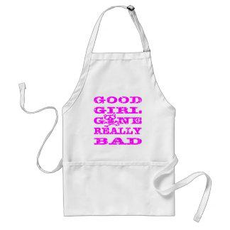 Good Girl Gone Really Bad Standard Apron