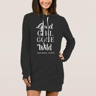 """Good Girl Gone Wild"" custom location clothing Dress"