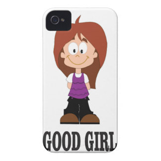 good girl in jeans iPhone 4 Case-Mate case