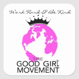 Good Girl Movement Stickers