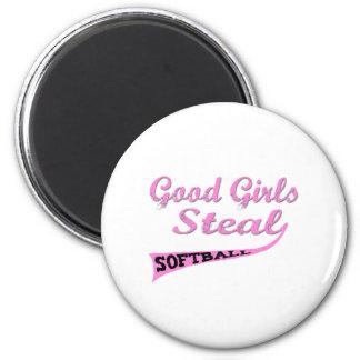 Good Girls Steal (Pink urban) Refrigerator Magnet