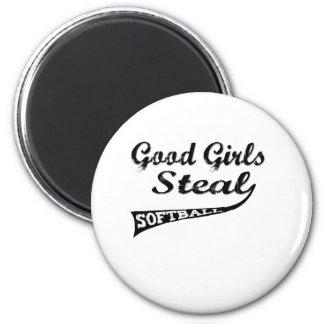 Good Girls Steal (Urban lettering) Fridge Magnet