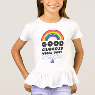 Good Glucose (Girl's Ruffle Hem) T-Shirt