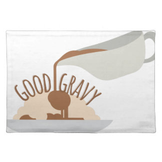 Good Gravy Place Mat