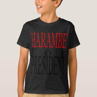 good harambe election president vote guardian gori T-Shirt