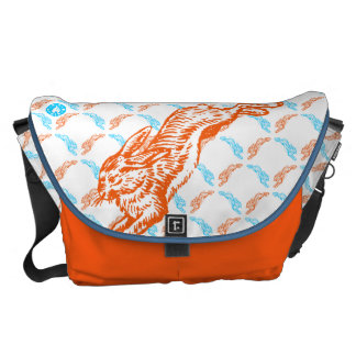 Good Hare Day Commuter Bags