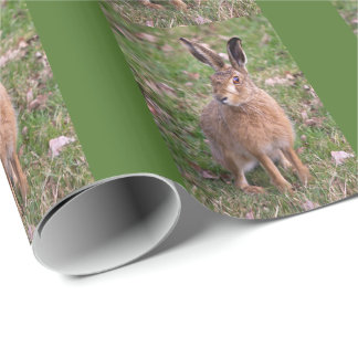 Good Hare Day Wrapping Paper