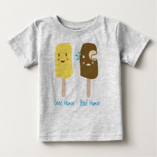 Good Humor, Bad Humor Baby T-Shirt