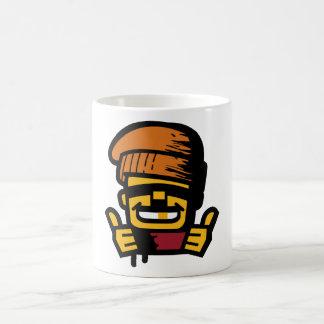 Good Icon Classic White Coffee Mug
