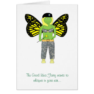 Good Idea Fairy Card