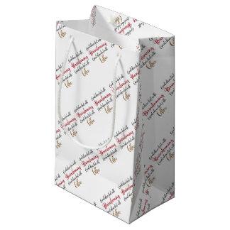 Good ideas small gift bag