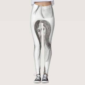 Good Jesus Leggings