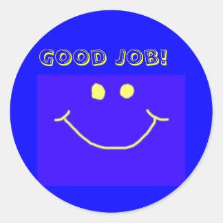 Good Job Sticker