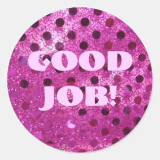 Good job! Sticker