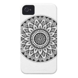 Good Karma Mandala Case-Mate iPhone 4 Cases