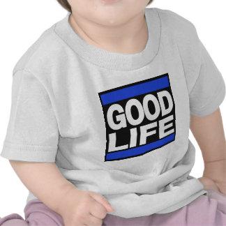 Good Life Blue T-shirt