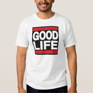 Good Life Red Tees