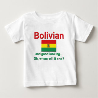 Good Looking Bolivian Baby T-Shirt