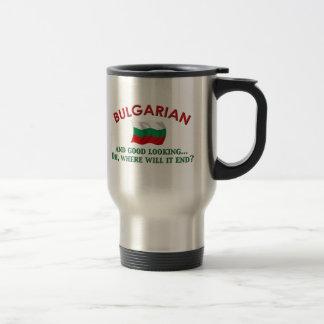 Good Looking Bulgarian Travel Mug