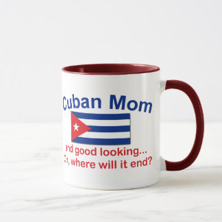 Good Looking Cuban Mom Mug