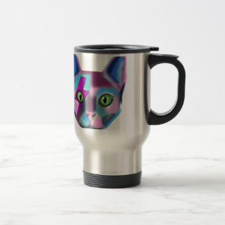 good looking cubist travel mug