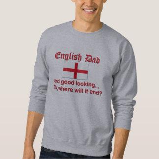Good Looking English Dad Sweatshirt