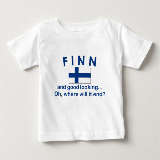 Good Looking Finn Baby T-Shirt